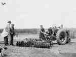 Tractor & Harrow