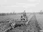Disking / Ploughing [Plowing] a Field