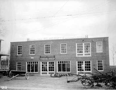 Roland Binette Farm Equipment Dealership
