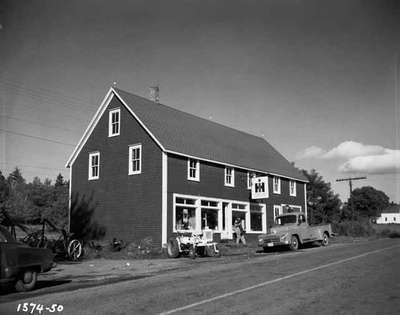 Farm Equipment Dealership, Wentzells Lake, NS
