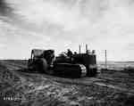 Crawler Tractor Used for Road Construction
