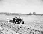 Harrowing a Field, Renfrew, ON