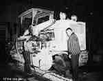 Crawler Tractor Maintenance, Forestville, QC