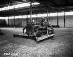Crawler Tractor Used to Level Gravel, Toronto, ON