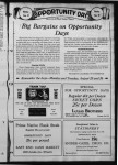 Advertising supplement, page 1