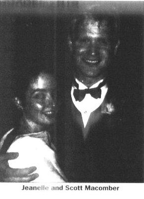 Weddings: Jeanelle Meyer and Scott Ryan Macomber