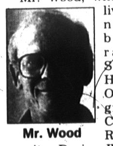 Obituary:  Kenneth H. Wood