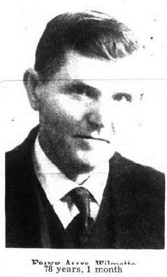 Obituary: Frank Alles