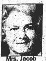 Obituary: Dorothy Elizabeth Jacob