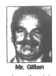 Obituary: Alexander Gillan