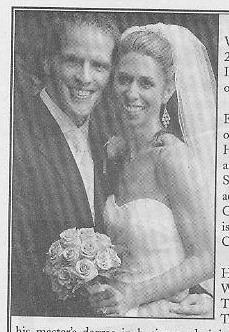 Wedding: Jennifer L. Jones and Curtis R. Worthington