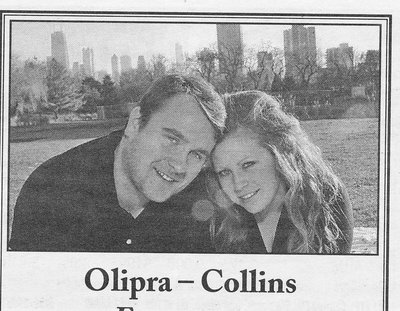 Engagement: Cassie Olipra and Thomas Collins