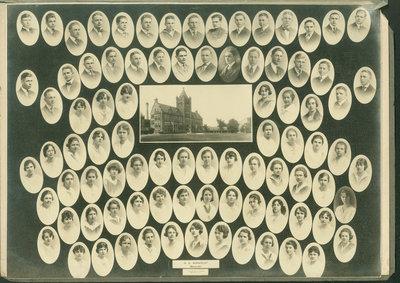 New Trier High School Class Portrait