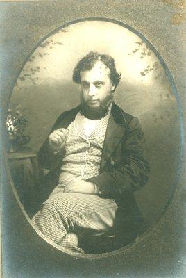 Portrait of Samuel Mitchell