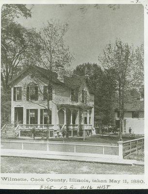 1112 Greenwood Ave., Wilmette, Illinois