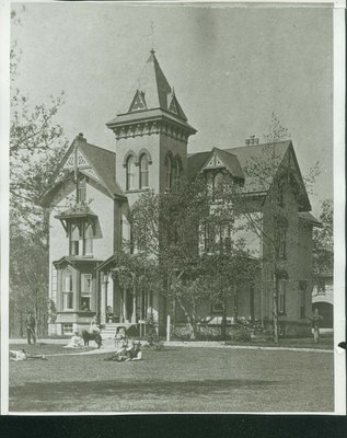 Henry H. Gage house