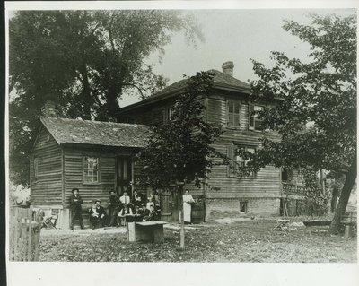 Old Dusham House
