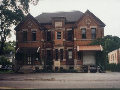 Gross Point Village Hall