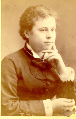 Portrait of Mame Westerfield Ward