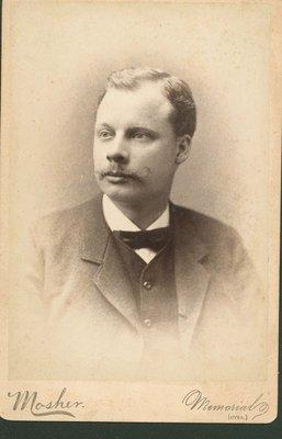 Portrait Charles P. Mitchell