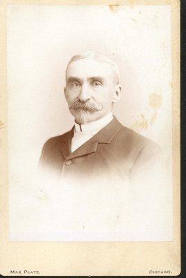 Portrait Joseph Kirkland