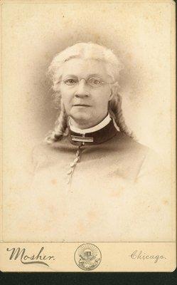 Portrait Mrs. Louisa Mitchell