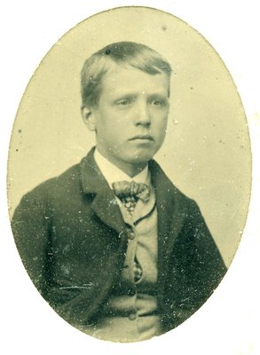 Portrait George Albion Mitchell