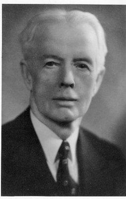 Portrait of J. Melville Brown