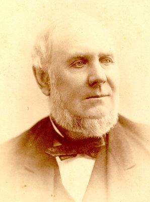 Portrait of Simon Veeder Kline