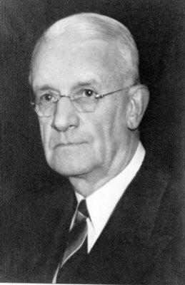 Portrait of Dr. Rufus Byron Stolp