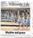 Dance rhythms of all kinds power winter concert