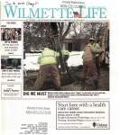 Hearing will be held January 20, 2010 before the Wilmette Zoning Board of Appeals