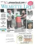 Thanks to Wilmette Fire Department, letter Nancy Grieshaber, Wilmette