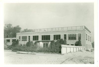 Wilmette waterworks 1948