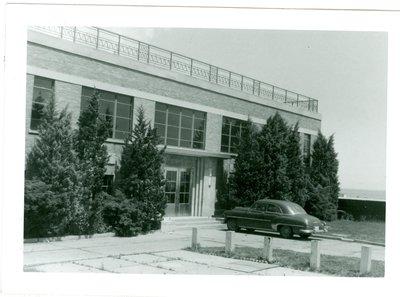 Wilmette waterworks 1960