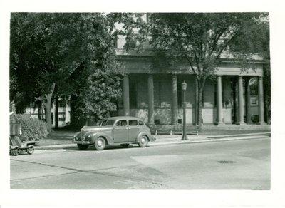 Wilmette Village Hall 1949
