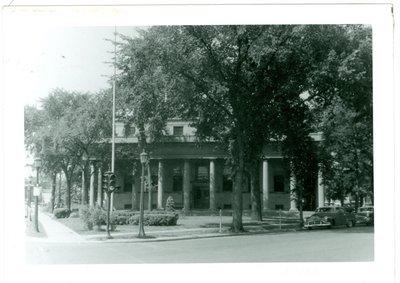 Wilmette Village Hall 1956
