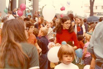 Centennial celebration in Wilmette 1972