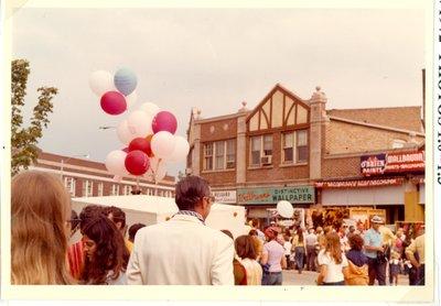 Wilmette Centennial celebration 1972