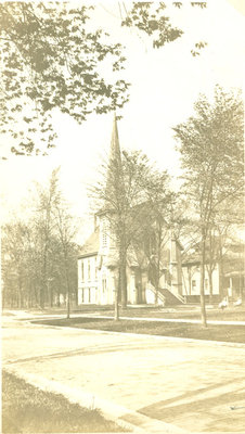 Wilmette Methodist Episcopal Church circa 1908