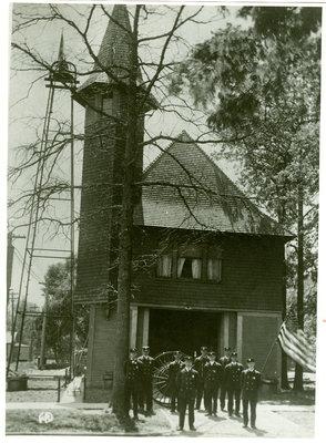 Wilmette Fire Station
