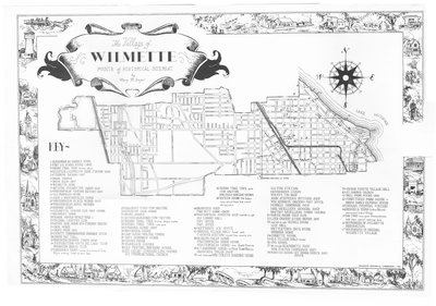 The Village of Wilmette Points of Historical Interest