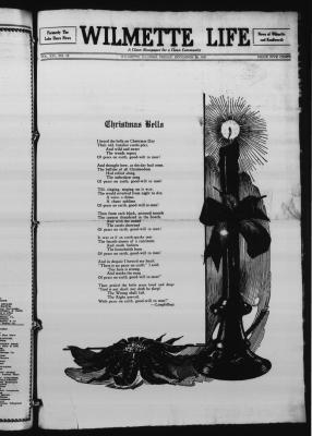 Wilmette Life (Wilmette, Illinois), 26 Dec 1924