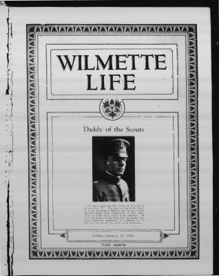 Wilmette Life (Wilmette, Illinois), 15 Jan 1926