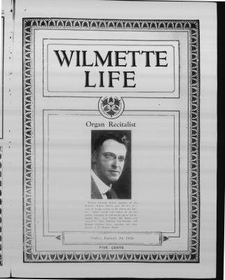 Wilmette Life (Wilmette, Illinois), 29 Jan 1926