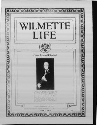 Wilmette Life (Wilmette, Illinois), 26 Feb 1926