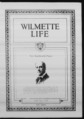 Wilmette Life (Wilmette, Illinois), 7 May 1926