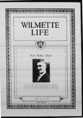 Wilmette Life (Wilmette, Illinois), 14 May 1926