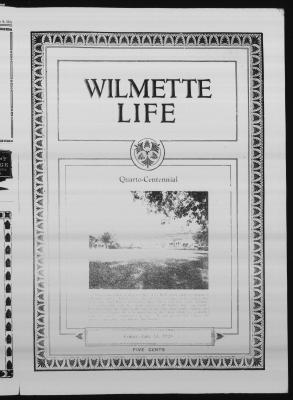 Wilmette Life (Wilmette, Illinois), 11 Jun 1926