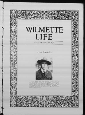 Wilmette Life (Wilmette, Illinois), 10 Dec 1926